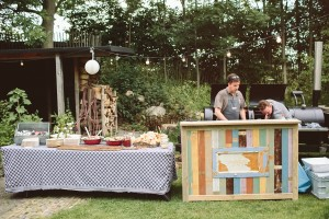 Grill'nSmoke's barbecue catering