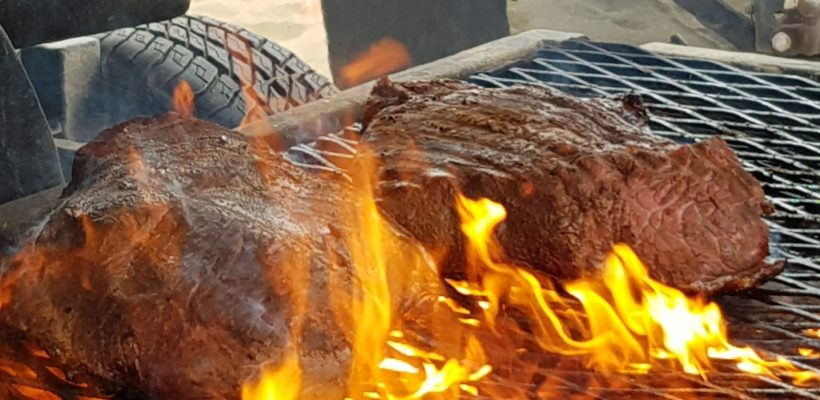 Picanha op je BBQ Catering